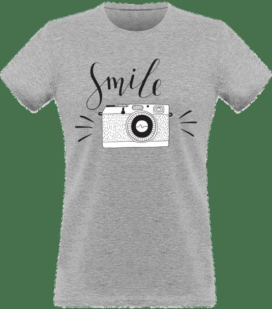 """T-Shirt """"Smile 2"""" (Plusieurs coloris)"""